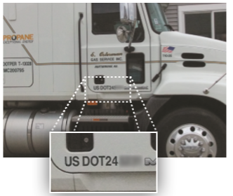Automated Usdot Recognition System Intelligent Imaging Systems